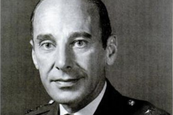 MG James Ursano
