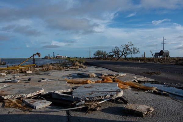 Hurricane Ida, barreled through Bayou Communities and devasting many lives.